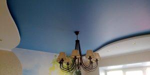 matt ceiling
