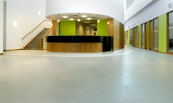 epoxy flooring in Lahore Islamabad
