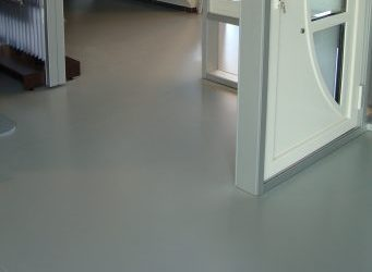 pigmented epoxy floor