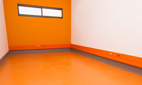 pigmented epoxy floors in Lahore