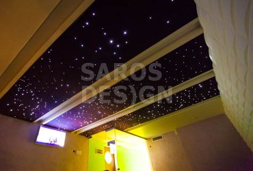 starry sky stretch ceiling Islamabad Lahore