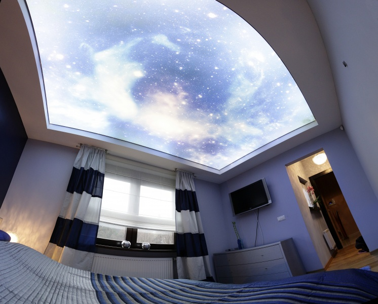 stretch-ceilings-printed-sky Lahore Islamabad