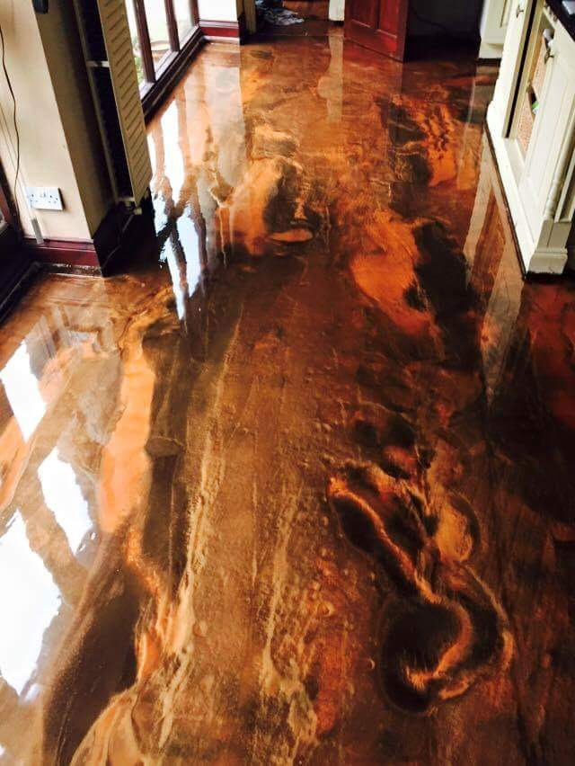 3d metallic epoxy floor price in Islamabad Karachi Lahore Galleriadesign 4walls sabdullah trendsetters house interiors office commerical decoration