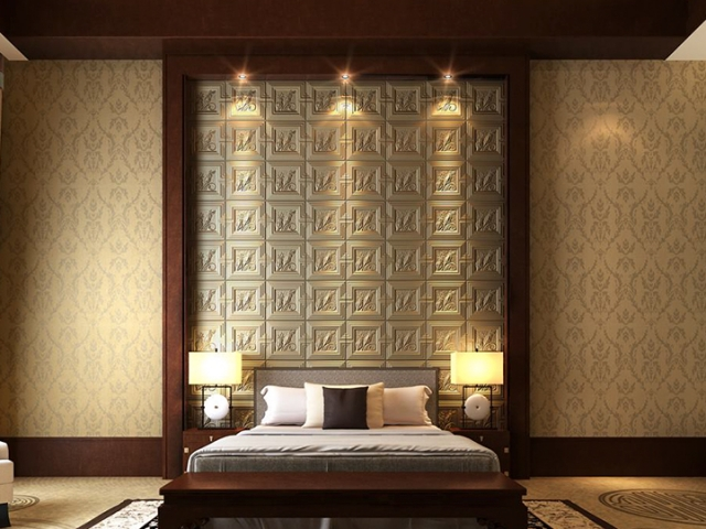 3d leather walls in lahore pakistan 3d wall panels for Interior decoration in pakistan