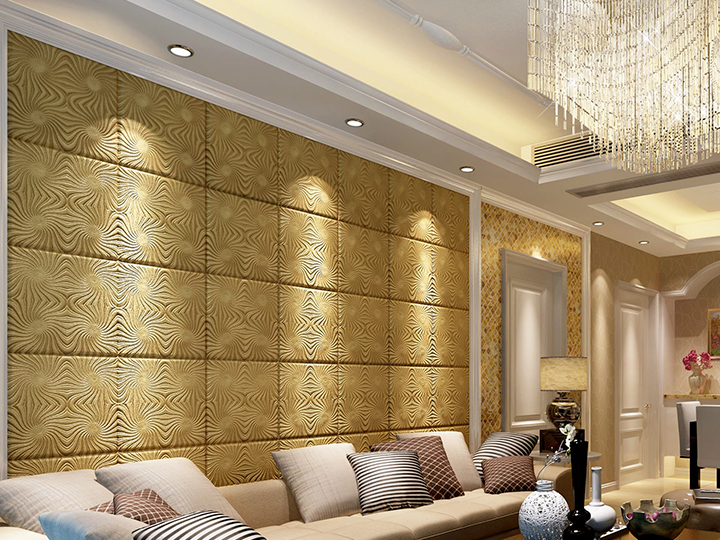 Imported 3d Wall Panels With 10 Years Guarantee Heaven