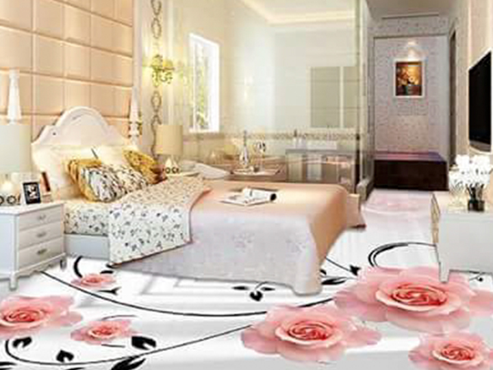 3d epoxy floors in lahore pakistan 3d flooring design for Bathroom interior design pakistan