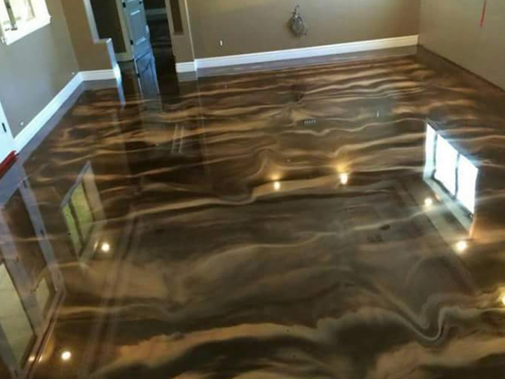 galleria design trendsetters 4 walls 3d metallic epoxy flooring house bedroom interiors schools hospitals