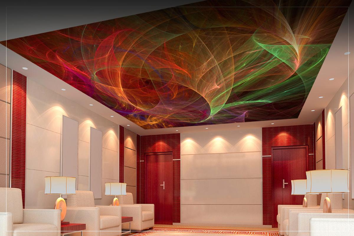 Heaven 3d Interior 3d Amp Metallic Flooring In Lahore